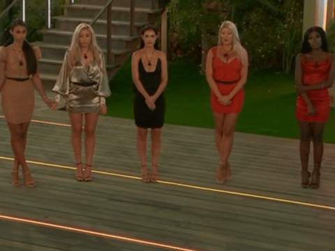 Who left Love Island last night in the first dumping of the series and who are the new couples?