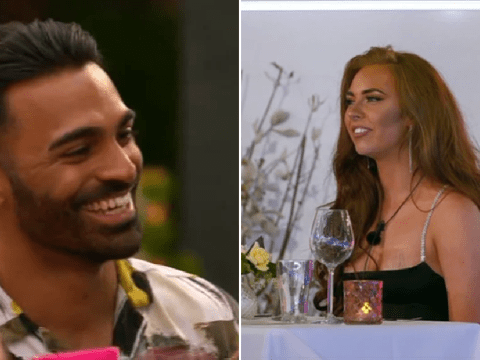 Love Island's Nas Majeed finally gets a date and everyone's buzzing for him