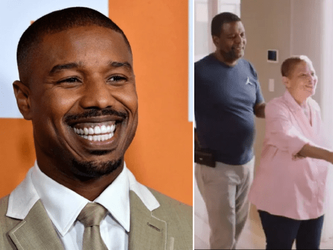 Michael B Jordan finally moves out of his parents' house after awkward 'naked' run-ins