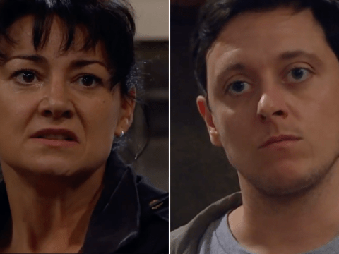 Emmerdale spoilers: Drunk Moira Dingle violently lashes out at Matty Barton after Nate Robinson sabotages her revenge plan