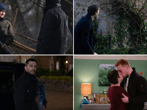 10 Emmerdale spoilers: Gun horror, rapist attack and shock exit