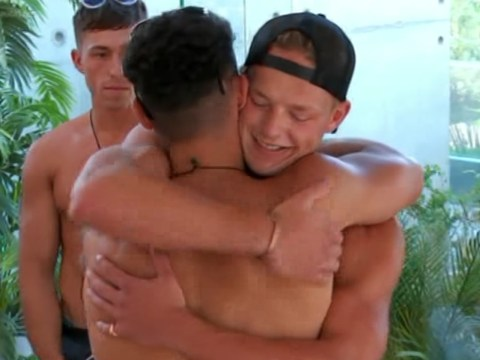 Love Island's Ollie Williams makes emotional exit 'to be with ex-girlfriend' as he quits after three days