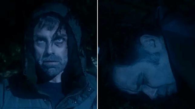 Pierce has killed Graham in Emmerdale
