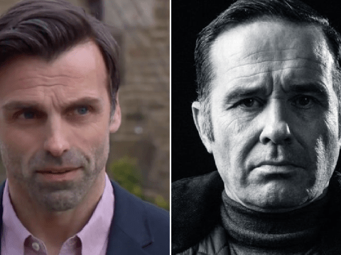 Emmerdale spoilers: The truth revealed tonight as Pierce Harris kills Graham Foster