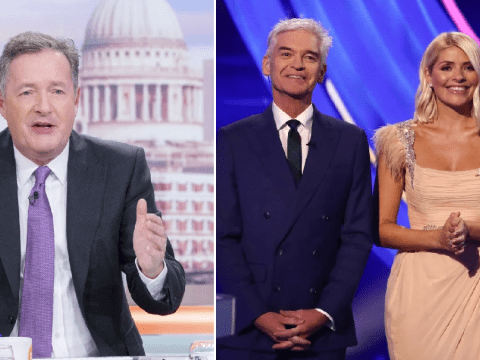 Piers Morgan slams Holly Willoughby and Phillip Schofield and brands ITV family 'seething hotbed of backstabbing liars'