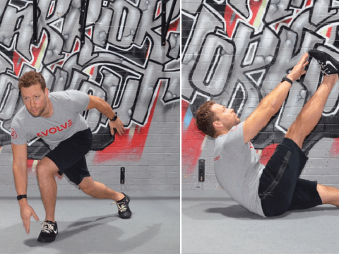 Follow this four-week full-body workout plan to start the new year strong