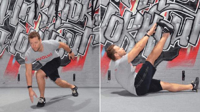 Rambo workout comp