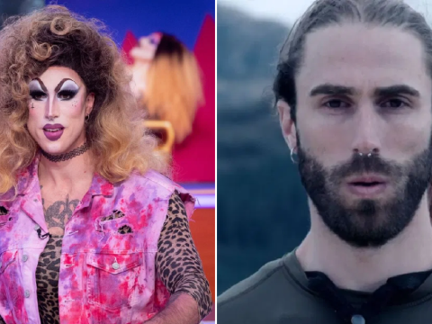 SAS: Who Dares Wins recruit Mark unveils drag queen alter ego in stunning Good Morning Britain scenes