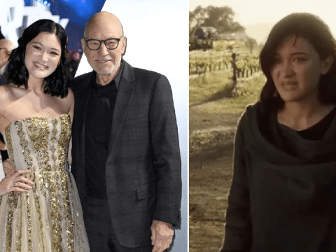 Star Trek: Picard's Isa Briones' didn't know Dahj's massive plot twist until last minute