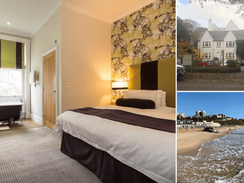 Eco-friendly doesn't mean giving up on luxury at the UK's greenest hotel in Bournemouth