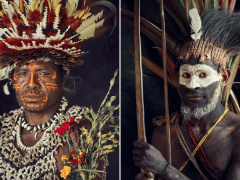 The world's most endangered indigenous tribes pictured in stunning photoshoot
