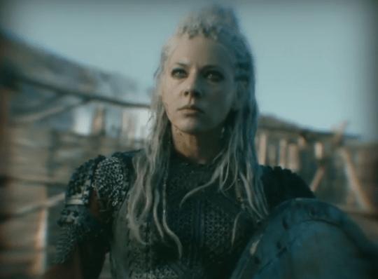Lagertha in Vikings