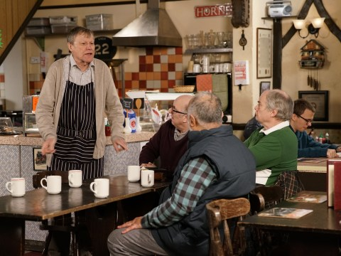 Coronation Street spoilers: Roy Cropper takes action against the evil bat society