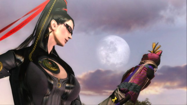 Bayonetta screenshot