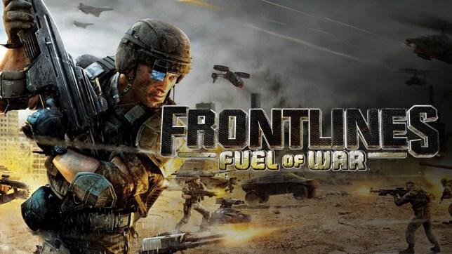 Frontlines: Fuel Of War key art