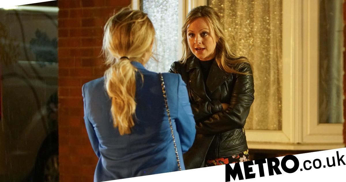 Coronation Street star Tina O'Brien quits 'toxic' Instagram