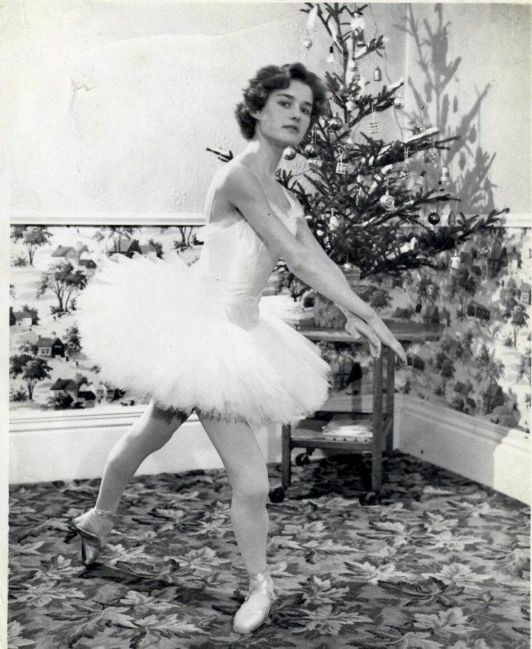 Barbara Peters, aged 20,