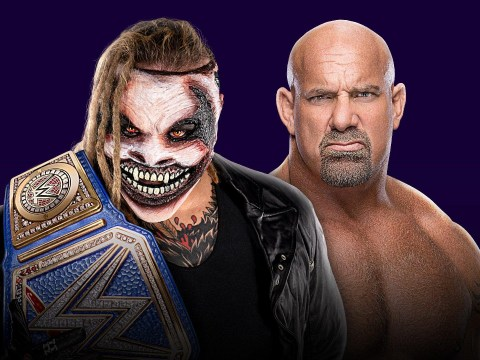 WWE SmackDown results and recap: Goldberg challenges The Fiend Bray Wyatt for Universal championship