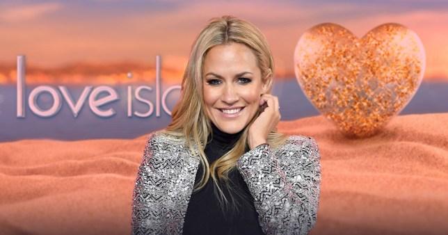 Caroline Flack Love Island