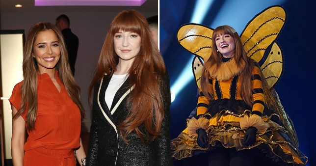 Cheryl busted Nicola Roberts' Masked Singer identity before even hearing her since
