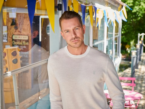 Hollyoaks spoilers: Darren Osborne lashes out at Jack amid struggle