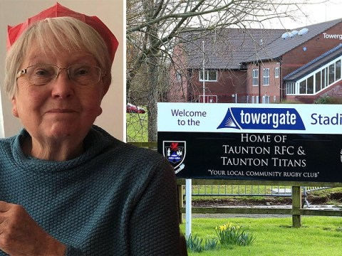 Gran, 69, dies at rugby match after being hit on head by ball