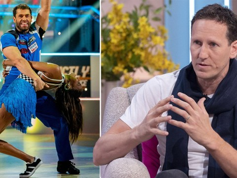Brendan Cole says speculation of 'Strictly curse' around Kelvin Fletcher and Oti Mabuse can 'ruin lives'