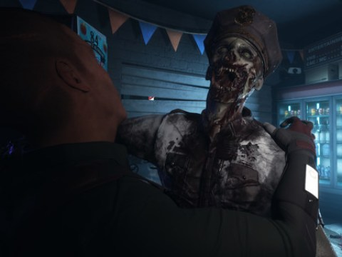 Resident Evil-like Daymare: 1998 coming out same month as Resident Evil 3 remake