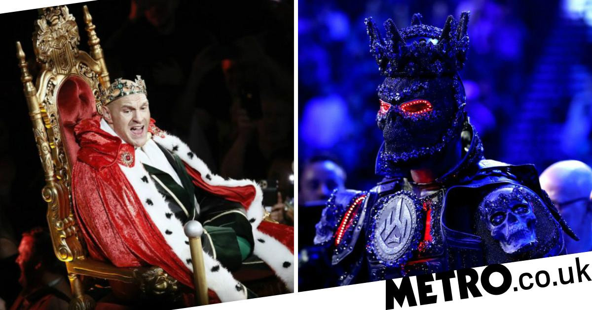 Deontay Wilder's trainer Jay Deas blames his heavy outfit for Tyson Fury defeat - metro