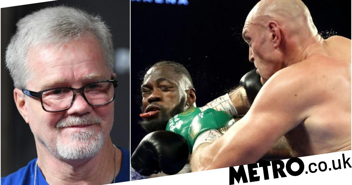 Freddie Roach gives advice to Deontay Wilder over Tyson Fury rematch