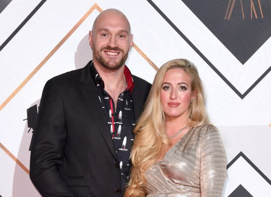 Tyson Fury Rows With Wife Paris Over Plans To Pull Kids From