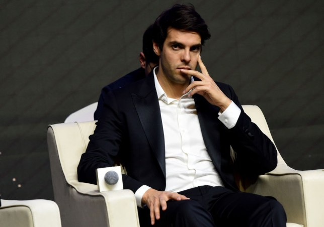 Kaka has praised Liverpool's Brazilian spine