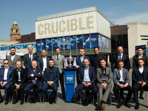 Sheffield's Crucible Theatre closes, leaving Snooker World Championship in doubt