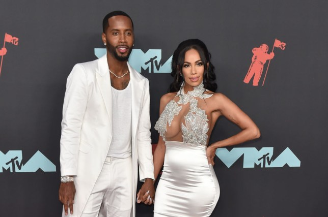 Safaree and Erica Mena clap back after getting mocked for OnlyFans account