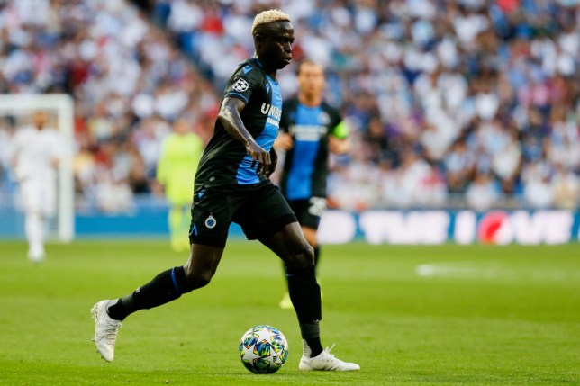 Krepin Diatta is expected to start at Old Trafford