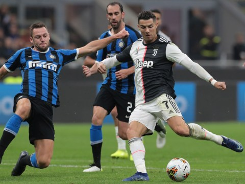 Juventus vs Inter Milan title clash postponed as coronavirus calls off Serie A matches