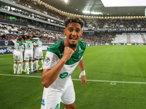 William Saliba is perfect for Arsenal, claims Mathieu Debuchy