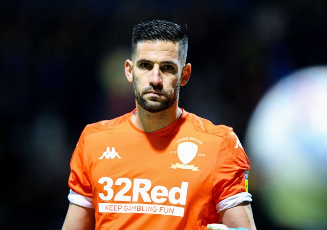 Leeds United goalkeeper Kiko Casilla has been banned for eight games