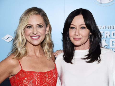 Sarah Michelle Gellar supports 'tough' Shannen Doherty after she's diagnosed with stage four cancer