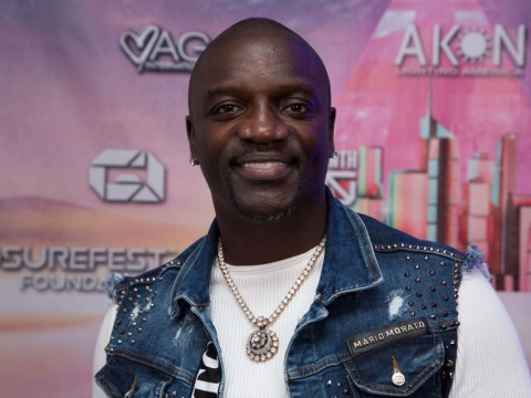Akon teases new African city will look like Black Panther's Wakanda with 'futuristic technology'