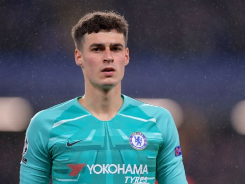 Kepa 'stunned' at Chelsea axing by Frank Lampard but expects to start Man Utd clash