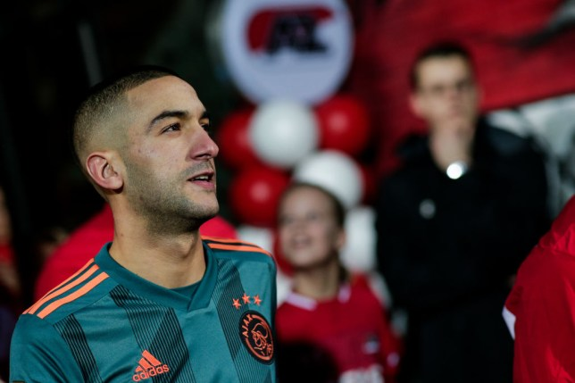 Chelsea have agreed a deal with Ajax to sign Hakim Ziyech