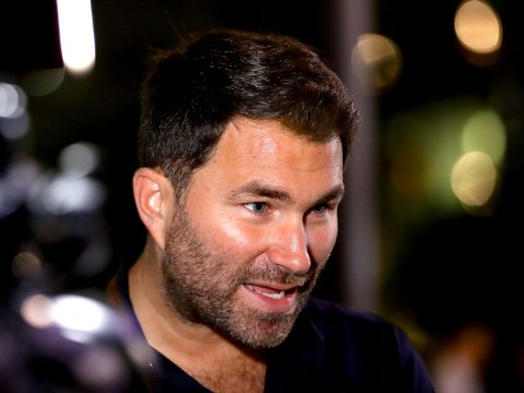 Eddie Hearn offers Tyson Fury unification fight with Anthony Joshua this summer