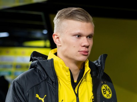 Erling Haaland dismisses 'comical' claims Manchester United move failed over wage demands