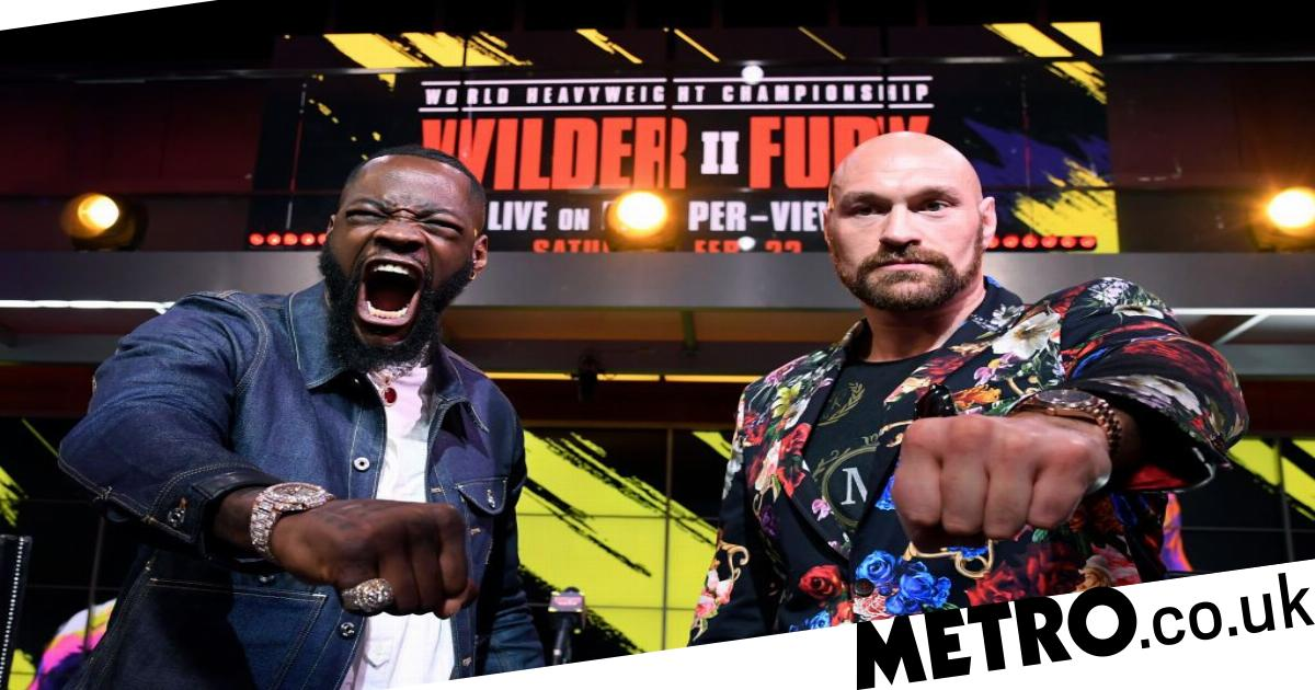How Tyson Fury & Deontay Wilder's personal relationship changed since first bout