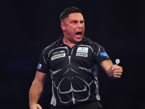 Gerwyn Price is forgetting past achievements as he targets Premier League glory