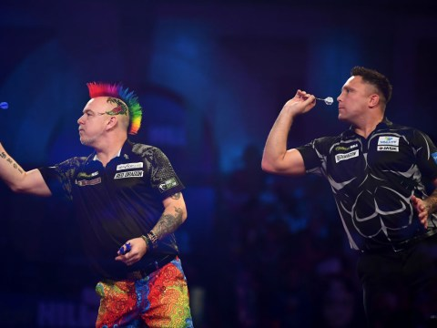Peter Wright and Gerwyn Price react to their stunning ProTour wins