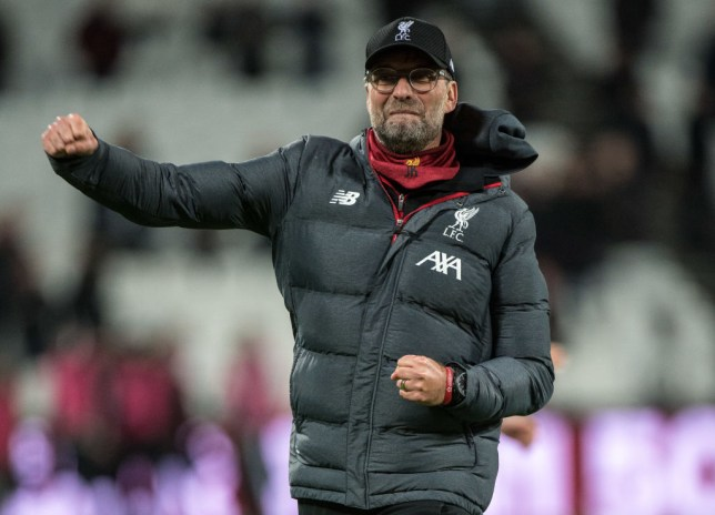 Jurgen Klopp won the Premier League Manager of the Month award for January