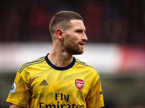 Shkodran Mustafi gives update on Arsenal future after impressive Olympiacos display
