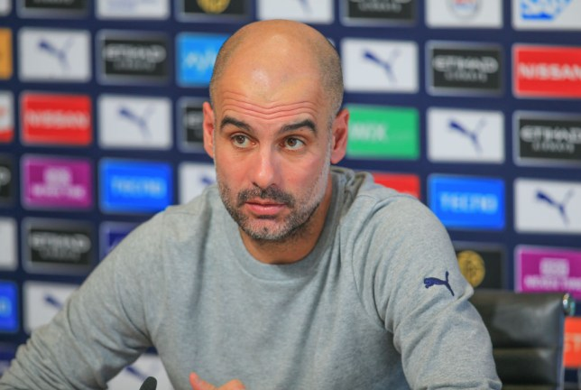 Pep Guardiola has made a promise to his Manchester City squad
